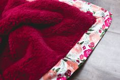 Saranoni Toddler to Teen Blanket - Lush/Satin Border