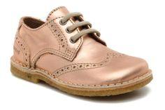 Bisgaard Ases (Rose) - Chaussures à lacets chez Sarenza (97845)