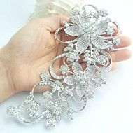 Women Vintage/Party/Casual Alloy/Rhinestone/Cryst... – AUD $ 33.93