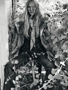 Publication: Elle Sweden October 2015     Model: Camilla Christensen   Photographer: Boe Mario...