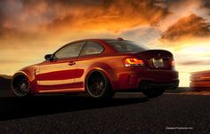 BMW 1M render. Find it at JAdesigns75.deviantART.com