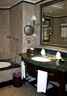 Bathroom, junior-suite