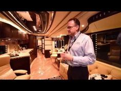 The 2.5 Million Dollar Motorhome ~ Liberty Coach ~ Full Tour By G & Owner Of Company - YouTube