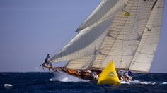 Panerai Classic Yachts Challenge: the largest international circuit of regattas reserved for classic yachts
