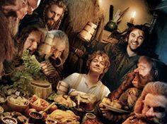 Les Hobbits sont connus pour leur appétit. Voici donc 7 recettes hobbit pour tenir toute la journée si vous accompagnez un Bilbon ou un Frodon Sacquet !