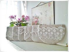 Bridesmaid lace linen purse 1 item only by KawaiiSakuraHandmade, ¥1,000