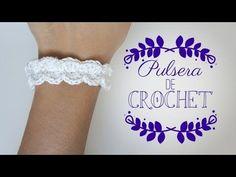 DIY Pulsera de crochet - SUPER FÁCIL
