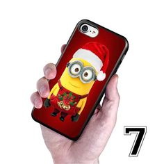 iPhone 7 Case minion minions funny Merry Christmas Cellph... https://www.amazon.com/dp/B01LYPEHIY/ref=cm_sw_r_pi_dp_x_IxC8xbRYBEW5V