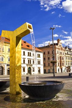 Pilsen, Czech Republic, one of the biggest beer-making cities in the world, is the 2015 European Capital of Culture.
