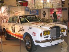 Hemmings Find of the Day: 1970 Rolls-Royce Silver Shadow, Paris-Dakar edition