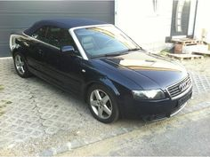 Audi A4 cabrio $7400 - contact importmycar.com to have it at your door, ready-to-drive! (importmycar.com partnerships in 80+ countries, can assure a safe and fast import & export service to -almost- every country). Communicate with us in English, Portuguese, Spanish, German, French, Italian, Russian, Japanese & Mandarin. Send your request to info@importmycar.com