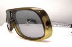 Vintage Carrera Aviator Ski Sunglasses mens