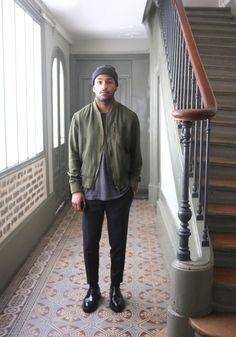 LES FRERES JOACHIM || Streetstyle Inspiration for Men! #WORMLAND Men's Fashion