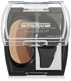Loreal Paris Studio Secrets Professional the One Sweep Eye Shadow Playful for All Eyes Pack of 2 * See this great product. (Note:Amazon affiliate link)