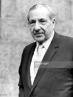Frank Costello (1891-1973) italian immigrants memeber of mafia, here in 1970 at…