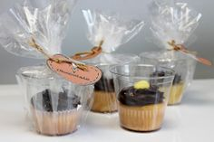 Cute Way to Package Cupcakes for Bake Sales