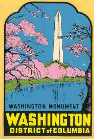 Washington DC, national capital