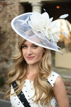Check out some of her designs below for inspiration or view her full line at at camhats.com. Use promo code KYDERBYFEATURED147 for 15% off. Churchill Downs, Derby Party, Kentucky Derby Hats, Sports Party, May 1, Spring Fashion, What To Wear, Special Occasion, Unique