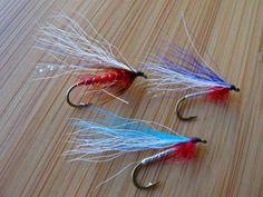 Jay Nicholas - sea run cutthroat fliy patterns 1