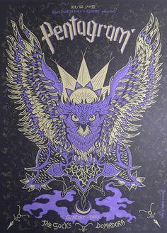 Arrache toi un oeil // Pentagram