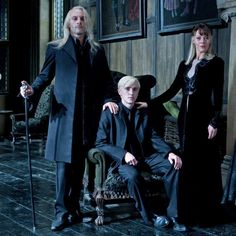 Harry Potter: 24 Crazy Things Only Super Fans Knew About Draco Malfoy's Parents Mundo Harry Potter, Harry Potter Draco Malfoy, Harry Potter Cast, Harry Potter Fandom, Harry Potter Characters, Harry Potter World, Photo Harry Potter, Harry James Potter, Harry Potter Pictures