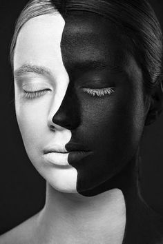 Foto por Alexander Khokhlov, y Valeriya Kutsan body-painting