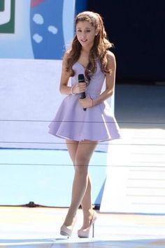 IF the dress were longer :)