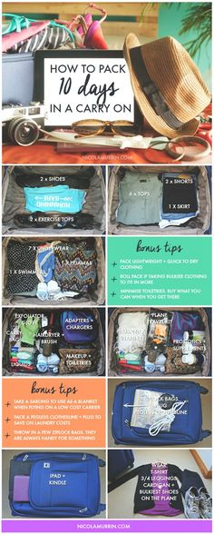 How to Pack Your Summer Camp Toiletries foto