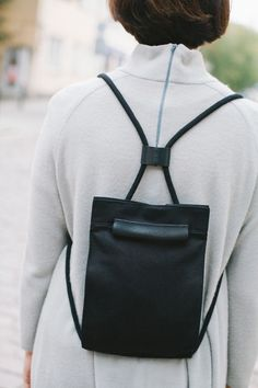 Pocket Bag Small Black