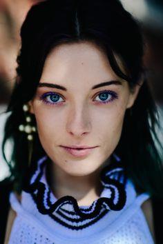 Chloe Norgaard   New York City    Found on https://le21eme.com/chloe-norgaard-new-york-city/