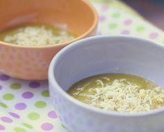 Para gatos: Receita - Sopa de cenoura com chuchu e frango