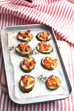 Zucchine gratinate by Teresa Balzano - Peperoni e patate, via Flickr