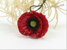 Polymer Clay Poppies