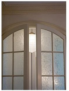 etched glass, patterned glass,
