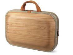 Wooden Briefcase