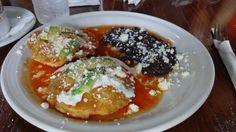 Huevos escondidos. Platillo Típico Xilitla San Luis Potosi México