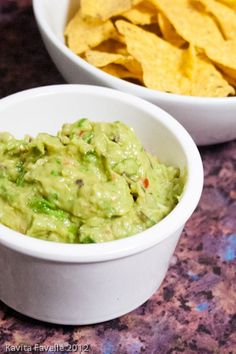 Easy guacamole in the Thermomix