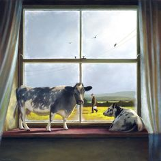 'From the Window' by Jimmy Lawlor