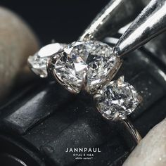 Diamond Solitaire Rings, Diamond Engagement Rings, Wedding Ring Designs, Wedding Rings, Ring Cuts, Ring Video, Ideal Cut Diamond, Heart With Arrow, Proposal Ring