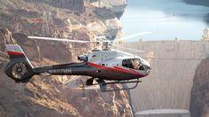 Grand Canyon de helicóptero: Hoover Dam e Las Vegas