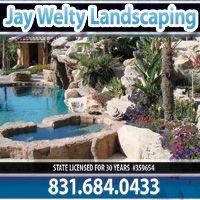 Let Jay create your backyard paradise