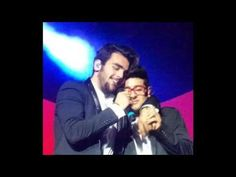 Il Volo thank you for the music