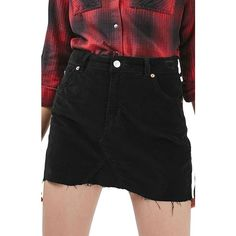 Women's Topshop Moto High Waist Velvet Miniskirt ($65) ❤ liked on Polyvore featuring skirts, mini skirts, black, short skirts, velvet mini skirt, topshop skirts, high-waist skirt and high waisted skirts