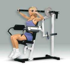 $419.19  (CLICK IMAGE TWICE FOR UPDATED PRICING AND INFO)  Yukon Fitness - CDM-197 - Competitor Delt Machine Professional Home Exercise Machine - White .See More Pec/Delt Exercise Machines at  http://www.zbuys.com/level.php?node=3834=pec-delt-exercise-machines