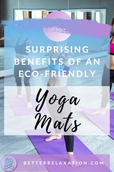 I love having an eco friendly mat every time I do yoga . Whether you're looking for a sustainable and simple mat to help with your yoga routine or you want to make a conscious effort to save the planet, I'm sharing my favorite eco friendly mats Meditation Gifts, Chakra Meditation, Mindfulness Meditation, Guided Meditation, Relaxation Techniques, Meditation Techniques, Work Life Balance Quotes, Grateful Quotes, Living Yoga