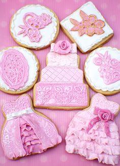 PINK......#cookies