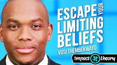 Is Your Self-Identity Limiting Your Potential? | Vusi Thembekwayo on Imp... Personal And Professional Development, Figure Drawing Reference, Try It Free, Leadership, Identity, Spirituality, Self, It Cast, Theory