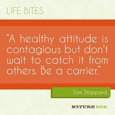 A Healthy Attitude