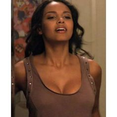 Jessica Lucas, Claire Holt, Damon, Dark Fantasy, Camisole Top, Faces, Photo And Video, Tank Tops, Celebrities
