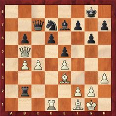 Daily Chess Training Tactics: From this week's TWIC download: Sjugirov-Kabanov Khanty-Mansiysk rapid 2018 White to move - how should he best continue? (more than the first move needed for a complete answer)